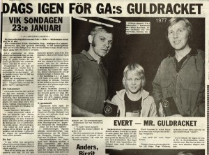 Guldracket GA 7 jan 1977