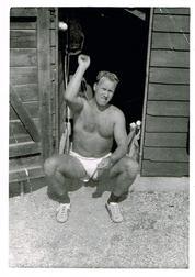 Åke Othberg 1968 Gutavallen