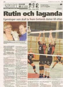 team gotland 2004-03-10