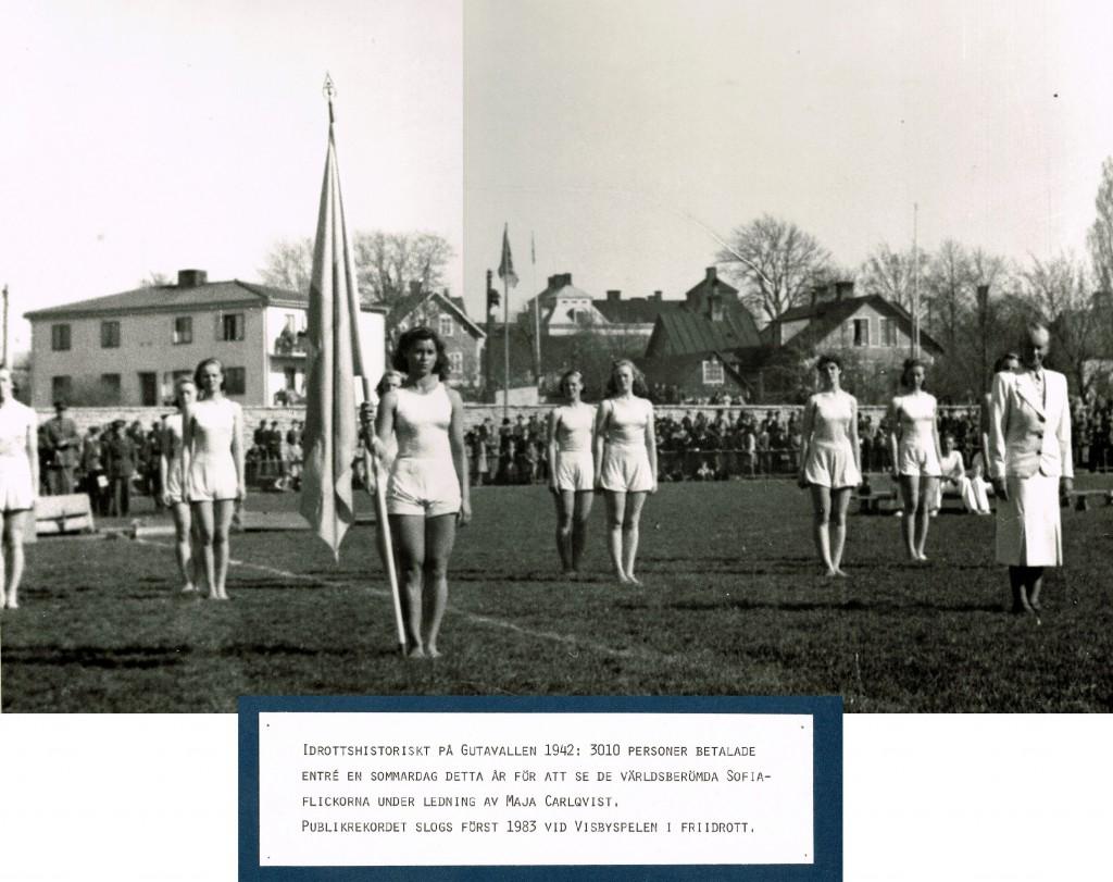 Sofiaflickorna 1942