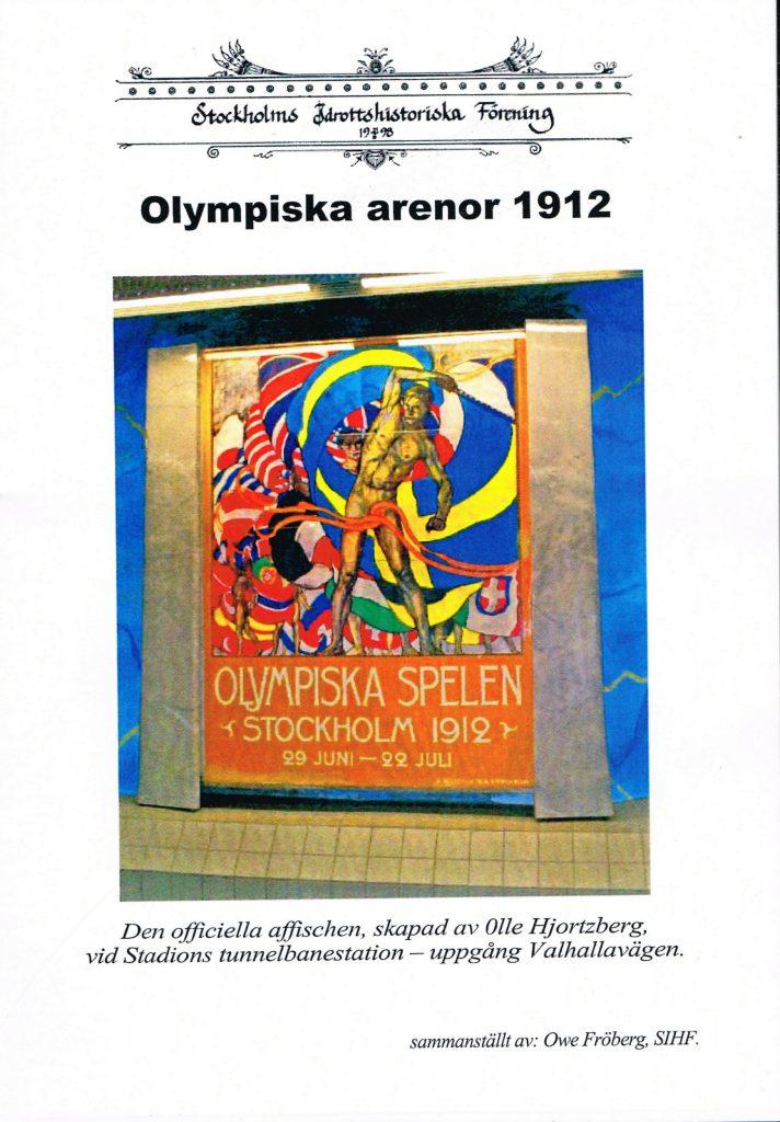 olympiska arenor 1912