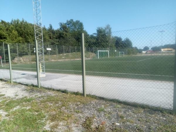 Rävhagens IP, Visby FC Gute, Visby IBK och Visby BoIS hemmaplan
