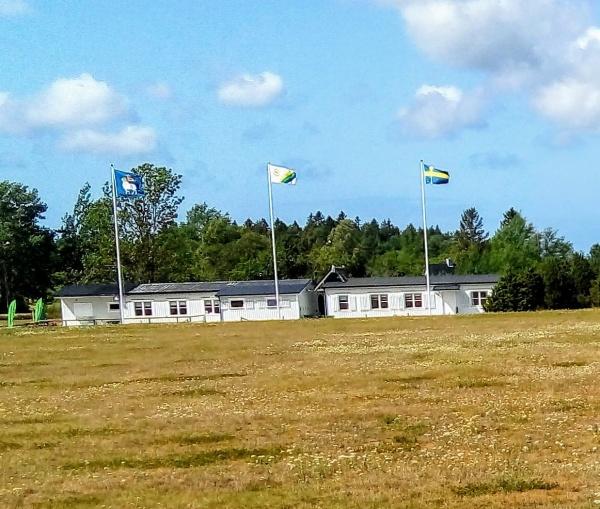Snäckersvallen, Kappelshamn. (invigd 1983) Kappelshamns IK:s hemmaplan, (seriespel 1974-2018), samt flera kombinationer: KIK/Visby IBK och KIK/FC Star (Palestino)