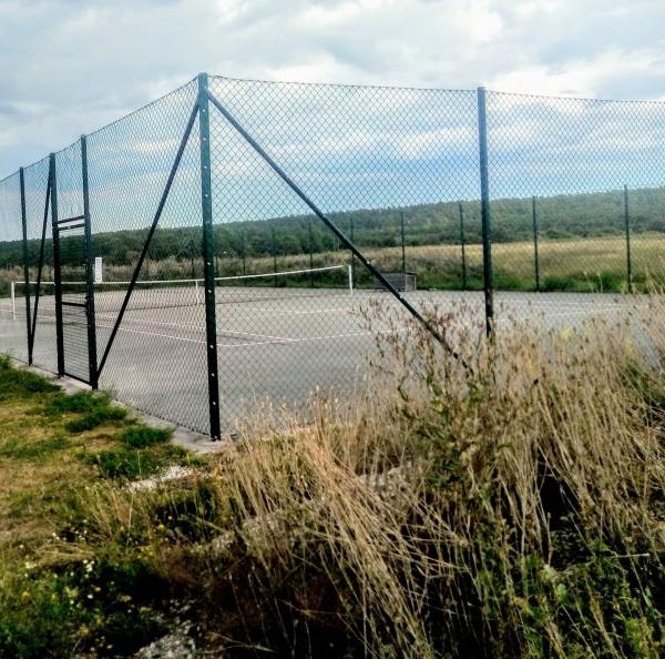 Lickershamns IP. En av Stenkyrka IF:s första fotbollsplaner låg vid Gammlevik i nordvästra Stenkyrka (en annan låg vid Tune, öster om skolan) och användes före 1922. 1943 spelade Stenkyrka IF:s damlag sin premiärmatch mot Väskinde, i Lickershamn.