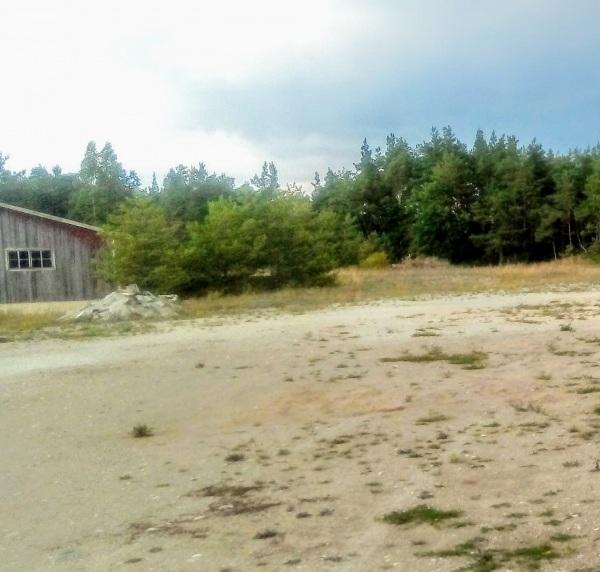 Sorby IP, Stenkyrka. Mellan 1922-1946 låg Stenkyrka IF:s första riktiga hemmaplan i Sorby, vid Blome'rs såg, i södra Stenkyrka.