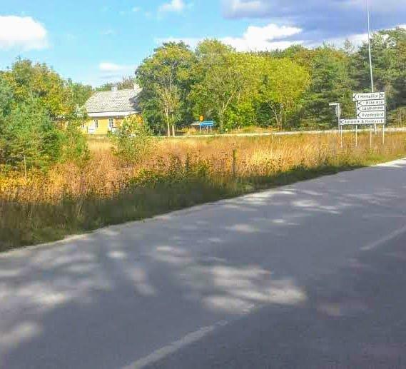 Högby IP, Östergarn. På 1930-talet låg Katthammarsviks IK:s hemmaplan nedanför kalkugnen på Östergarnsberget och väster om Östergarns gula bygdegård. Den södra långsidan löpte fram längs bergets fot, där landsvägen går idag. Seriespel 1934/35 och 1935/36