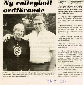 1-volleyboll ga 1981-08-20