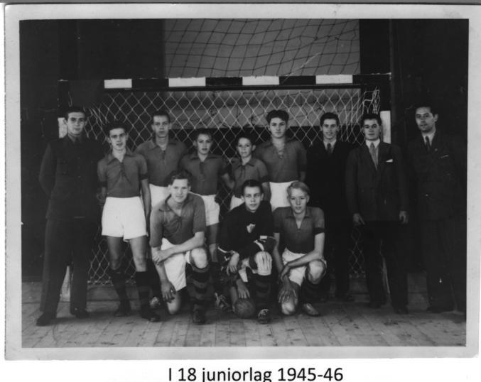 I 18 juniorlag 1945-46