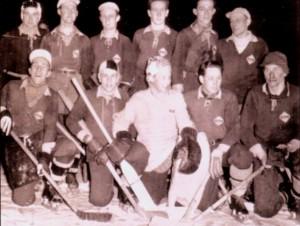 Ishockey- Klostervallen